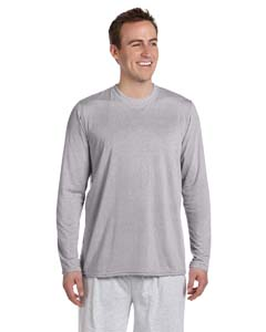 G424 Gildan Adult Performance® Adult 5 oz. Long-Sleeve T-Shirt