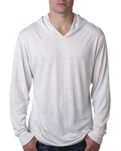 N6021 Next Level Adult Triblend Long-Sleeve Hoody
