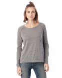 01919E1 Alternative Ladies' Locker Room Eco-Jersey™ Pullover