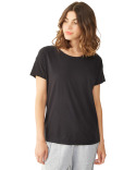04861C1 Alternative Ladies' Rocker Garment-Dyed Distressed T-Shirt