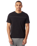 1054CG Alternative Men's Heavy Wash Football T-Shirt