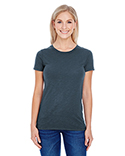 201A Threadfast Apparel Ladies' Slub Jersey Short-Sleeve T-Shirt