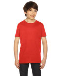 2201 American Apparel Youth Fine Jersey Short-Sleeve T-Shirt
