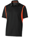 222547 Holloway Unisex Dry-Excel™ Integrate Polo T-Shirt
