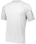 222606 Holloway Youth Dry-Excel™ Flux Short-Sleeve Training T-Shirt