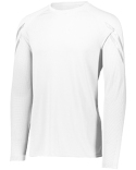 222607 Holloway Youth Dry-Excel™ Flux Long-Sleeve Training Top