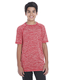 222622 Holloway Youth Electrify 2.0 Short-Sleeve