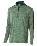 222642 Holloway Youth Dry-Excel™ Electrify Half-Zip Training Pullover