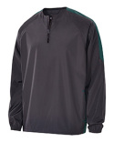 229027 Holloway Adult Polyester Bionic 1/4 Zip Pullover