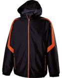 229059 Holloway Adult Polyester Full Zip Charger Jacket