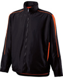 229062 Holloway Adult Polyester Full Zip Hooded Aggression Jacket