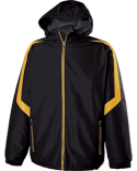 229259 Holloway Youth Polyester Full Zip Charger Jacket