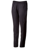 229770 Holloway Ladies' Temp-Sof Performance Fleece Flux Tapered-Leg Warm-Up Pant