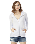 2896E1 Alternative Ladies' Cool Down Eco-Jersey™ Zip Hoodie