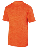 2900 Augusta Sportswear Adult Shadow Tonal Heather Short-Sleeve Training T-Shirt