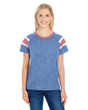3011 Augusta Sportswear Ladies' Fanatic T-Shirt