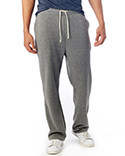 3500F2 Alternative Unisex Hustle Eco-Fleece Open Bottom Sweatpants