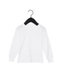 3501T Bella + Canvas Youth Toddler Jersey Long Sleeve T-Shirt