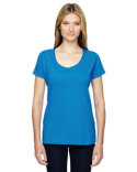 3504 LAT Ladies'' Scoop Neck T-Shirt