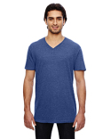 352 Anvil Adult Featherweight V-Neck T-Shirt