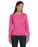 3588 LAT Ladies' Long-Sleeve Premium Jersey T-Shirt