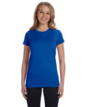 3616 LAT Ladies' Junior Fit Fine Jersey T-Shirt