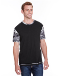3908 Code Five Men's Adult Fashion Camo T-Shirt