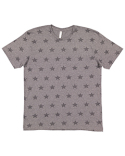 3929 Code Five Mens' Five Star T-Shirt