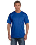 3931P Fruit of the Loom Adult HD Cotton™ Pocket T-Shirt