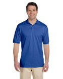437 Jerzees Adult 5.6 oz. SpotShield™ Jersey Polo