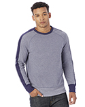 5079BT Alternative Men's French Terry University Pullover