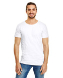 5624 Anvil Adult Lightweight Long & Lean T-Shirt