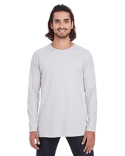5628 Anvil Adult Lightweight Long & Lean Raglan Long-Sleeve T-Shirt