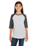 6130 LAT Youth Baseball Fine Jersey T-Shirt