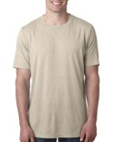 6200 Next Level Men's Poly/Cotton Crew