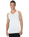 6500 Bayside Men's 6.1 oz., 100% Cotton Tank Top