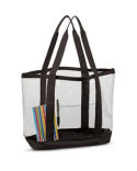 7009 Liberty Bags Large Clear Tote
