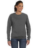 71000L Anvil Ladies' Crewneck Fleece