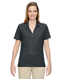 75121 North End Ladies' Excursion Nomad Performance Waffle Polo