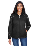 78196 North End Ladies' Angle 3-in-1 Jacket with Bonded Fleece Liner