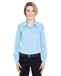 8355L UltraClub Ladies' Easy-Care Broadcloth