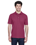8535 UltraClub Men's Classic Piqué Polo