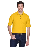 8540 UltraClub Men's Whisper Piqué Polo