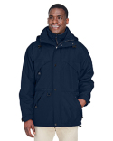 88007 North End Adult 3-in-1 Parka with Dobby Trim