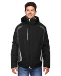 88195 North End Men's Height 3-in-1 Jacket with Insulated Liner