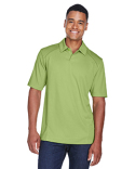 88632 North End Men's Recycled Polyester Performance Piqué Polo