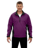 88656 North End Men's Paragon Laminated Performance Stretch Wind Shirt