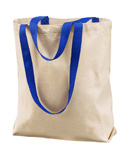 8868 Liberty Bags Marianne Cotton Canvas Tote
