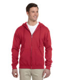 993 Jerzees Adult NuBlend® Fleece Full-Zip Hooded Sweatshirt