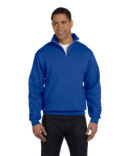 995M Jerzees Adult NuBlend® Quarter-Zip Cadet Collar Sweatshirt